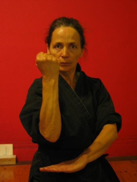 Sifu Christine Schoefer