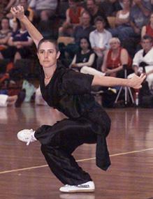 Sifu Jen Resnick